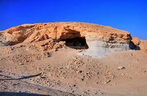 Nitzana, Cave, And, Nabatean, Ancient, Desert, Farming