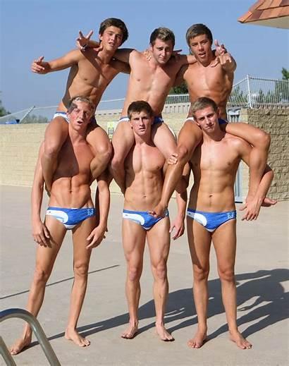 Beach Speedo Boys Pool Muscle Swim Team