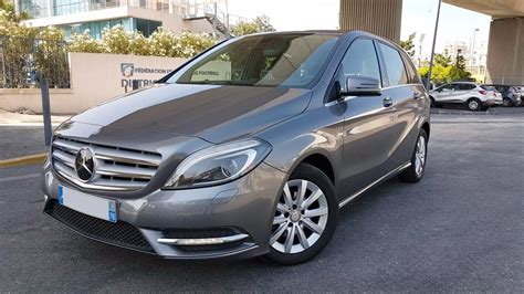 mercedes classe  doccasion  cdi  blueefficiency