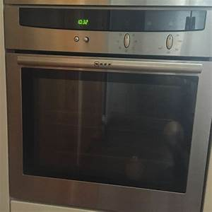 Neff B1422n0gb Built-in Single Oven Series 2