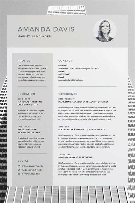 Cv Template Exles by Cv Template Excel Cv Templates Free Resume