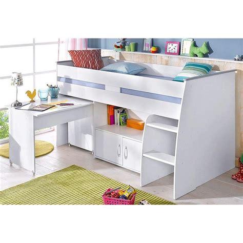 lit mezzanine avec bureau et rangement lit mezzanine avec bureau et armoire integres 28 images