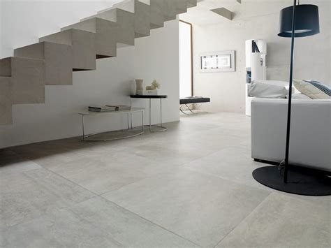 Carrelage 60x120cm by Concrete Look Tiles Rodano Acero Industrial Living