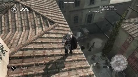 Assassin's Creed 2 -- Feather Locations In San Marco