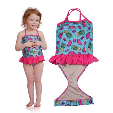 toddler girl swimsuit easier diaper   potty