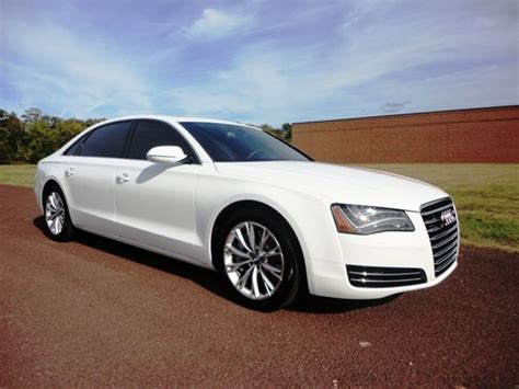 Audi A8 For Sale by Audi A8 L For Sale Dupont Registry