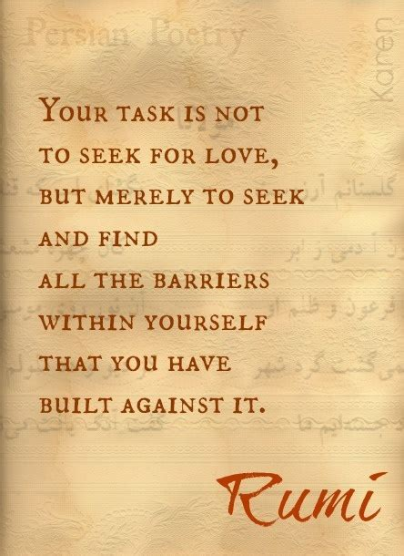 Poet Rumi by I Am A Nomadic Soul With A Sufi Tellingheavysecrets
