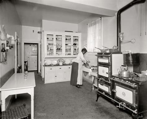 modern kitchen  shorpy historical