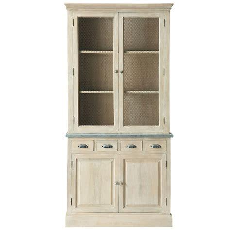 cuisine zinc maison du monde déco naturelle notre sélection de meubles en bois