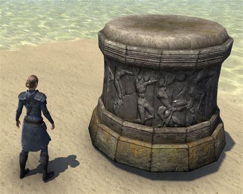 eso fashion ayleid plinth engraved elder scrolls