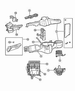 2005 Jeep Grand Cherokee O Ring  Heater Core  Heater Core