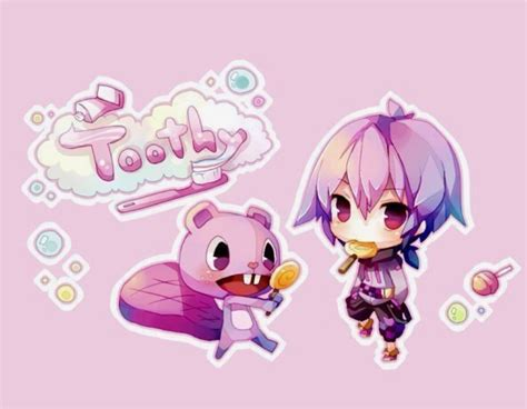 Happy Tree Friends (htf)- Toothy