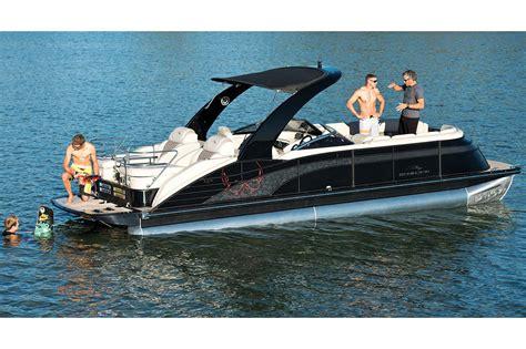 Bennington Pontoon Boats Mn by 2016 Bennington 2552 Qcw I O Power Boats Inboard Albert