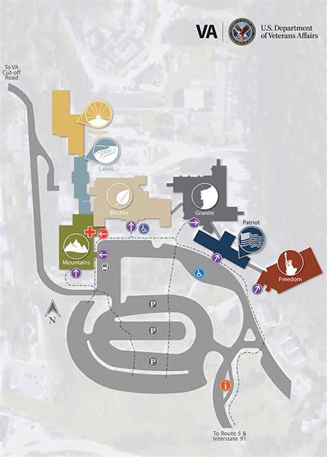 parking white river junction va medical center vermont