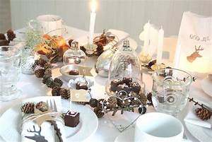 Tischdekoration Zu Weihnachten : advents diy weihnachtliche tischdeko dawanda blog ~ Michelbontemps.com Haus und Dekorationen