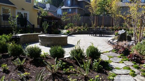 portland landscaping challenges yield beautiful solutions