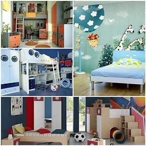 Babyzimmer Gestalten Beispiele : kinderzimmer junge kreative einrichtungsideen als fantasieanregung ~ Indierocktalk.com Haus und Dekorationen