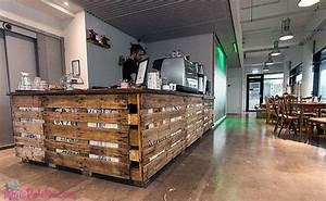 Bar Aus Holzpaletten : restaurantes e bares com paletes de madeira ~ Sanjose-hotels-ca.com Haus und Dekorationen