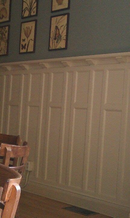 Craftsman Wainscoting by Wainscoting Appropriate To Craftsman Style