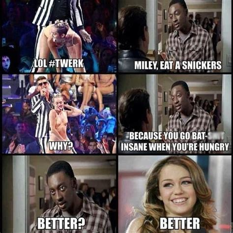 Miley Cyrus Twerk Meme - how miley cyrus at the vma s will go down in history illustrated funny memes