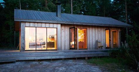 joarc architects holiday villas moekki summerhouse scandinavian finnish architecture