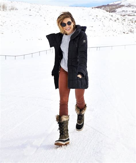 Workplace ideas on winter boots for women