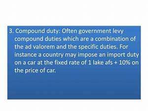 PPT - Tariffs PowerPoint Presentation - ID:545162