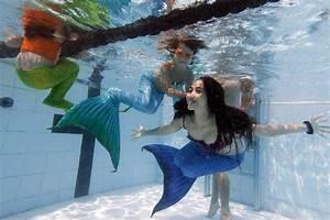 Making A Splash At The Mermaid Academy