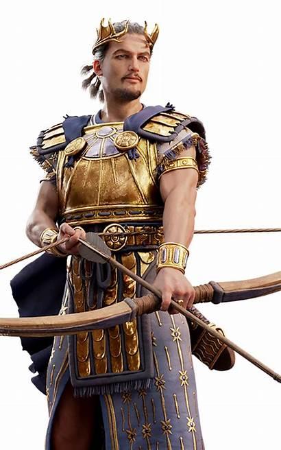 Paris Troy War Total Wiki Portrait