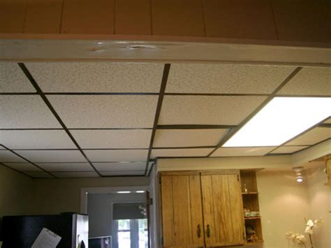 kitchen makeover replacing a kitchen ceiling hgtv
