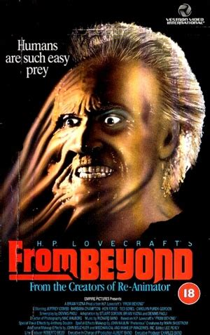 From Beyond - Movie Review