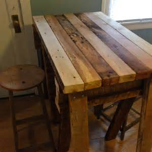 wooden kitchen island table reclaimed wood kitchen island top living spaces wood kitchen island high tops