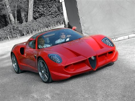 Alfa Romeo Car :  Alfa Romeo Cars Wallpapers