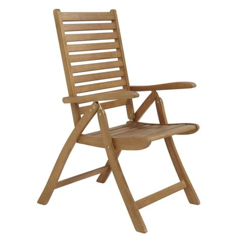 b q blooma aland wooden reclining garden chair customer