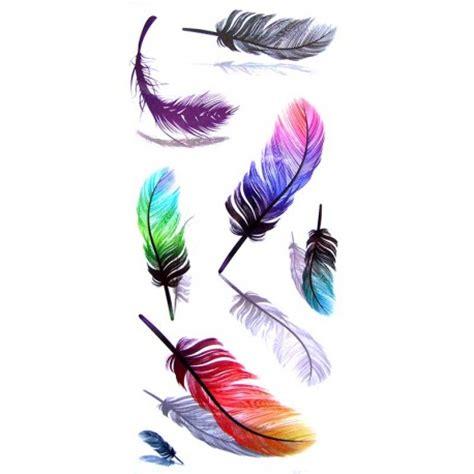 tatouage ephemere plume  tatouage plume pas cher