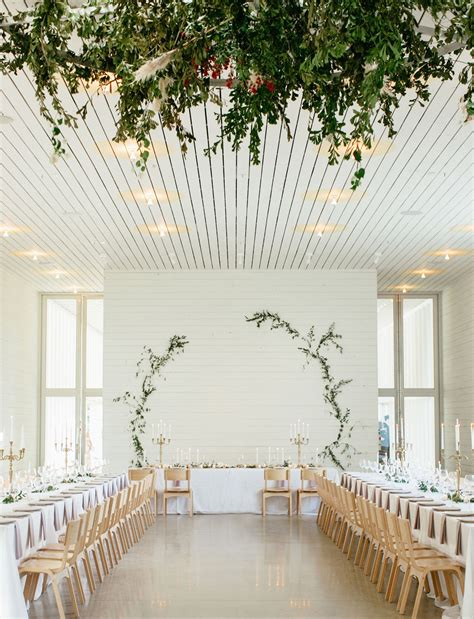 Wedding Decoration Minimalist our favorite wedding decor details from 2016 green