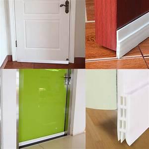 Etancheite Bas De Porte Entree : bande tanch it bas de porte adh sif silicone anti froid ~ Premium-room.com Idées de Décoration