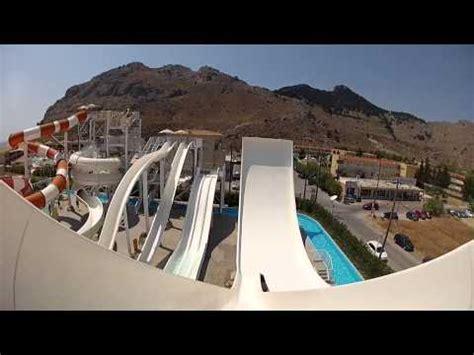 funatthe atlantica aegean blue water park youtube