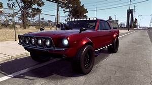 1965 Ford Mustang offroad superbuild (NFS: Payback by GothicGamerXIV on DeviantArt