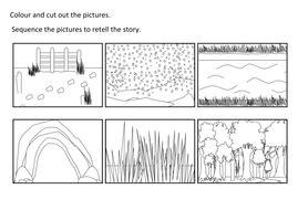 bear hunt story resource pack teaching