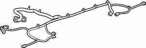 Chevrolet Silverado 1500 Parking Aid System Wiring Harness