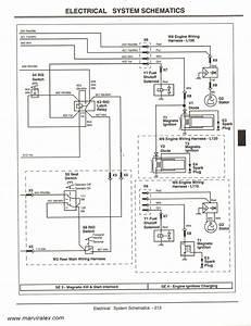 Wiring Diagram John Deere Gator 6x4