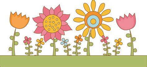 Garden Clipart Flower Garden-pencil And In Color Garden