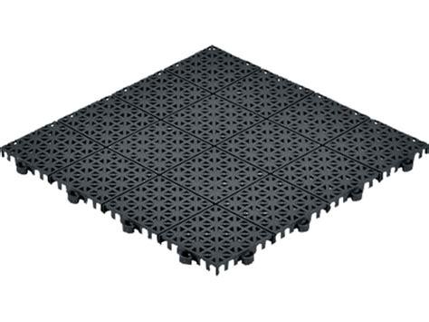 Kunststoff Fliesen Terrasse by Kunststoff Bodenfliese F 252 R Terrassen Anthrazit