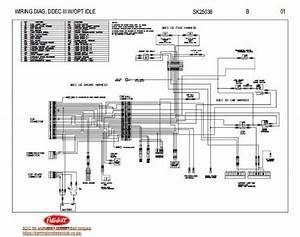 Mtu Engine Wiring Diagram