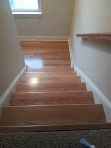 hardwood stairs installation floor installation photos red oak hardwood stair refinishing