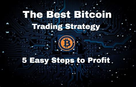 9% dice is a provably fair casino funded by bitcoins with a house edge of 0. The Best Bitcoin Trading Strategy - 5 Easy Steps to Profit