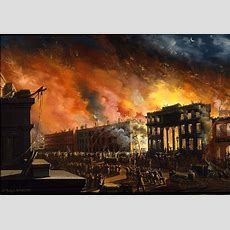 Podcast Rewind The Great Fire Of 1835  The Bowery Boys New York City History