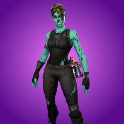 Fortnite Battle Royale Ghoul Trooper  Orczcom, The