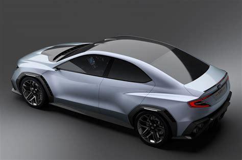 Subaru Viziv Performance concept details next-generation ...